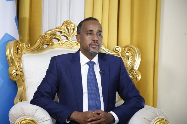 Somalia PM says attacks not to retard development