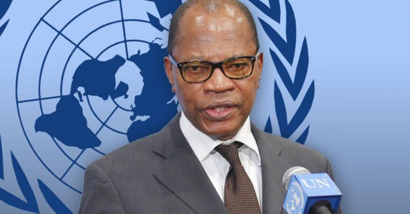 """""""Women's contributions towards peaceful society can't be underestimated"""" – Ibn Chambas"""