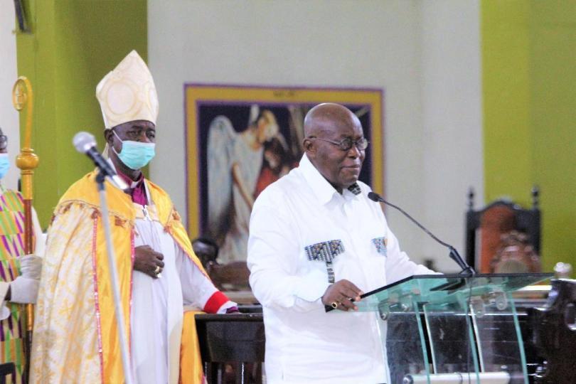 'I am passionate about Ghana's development' - President Nana Akufo-Addo