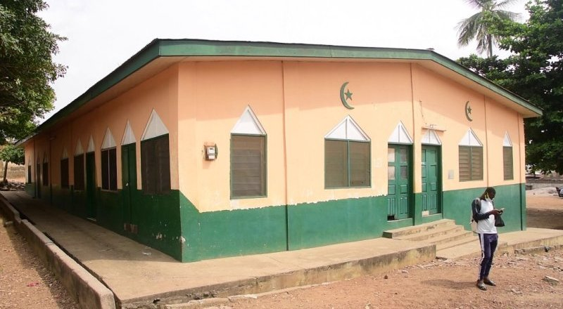 Security Council locks down Ho Central Mosque