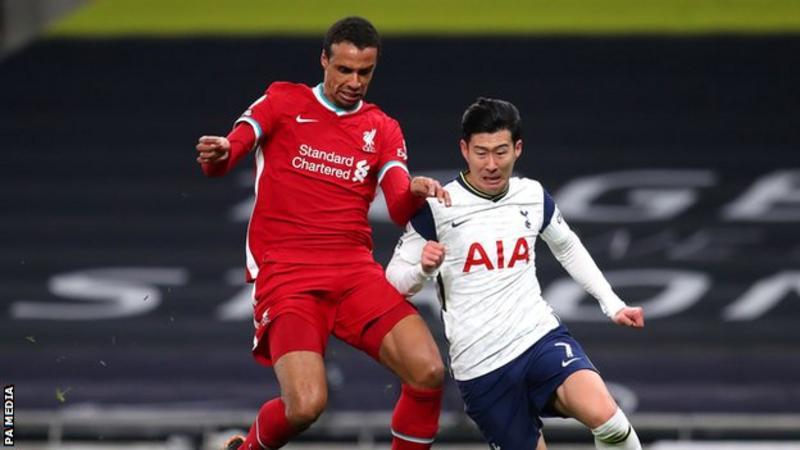 Joel Matip: Liverpool centre-back to miss rest of season