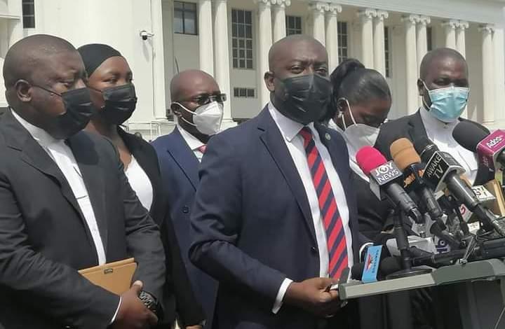 We will seek to subpoena Mahama to mount the witness box if …says Oppong Nkrumah