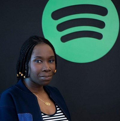 Audio streaming subscription service Spotify Streams In Ghana