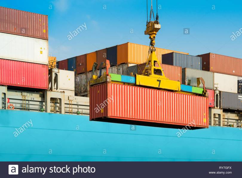 Containers cannot be stolen at Port - Customs