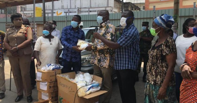 STMA distributes PPE to schools and markets