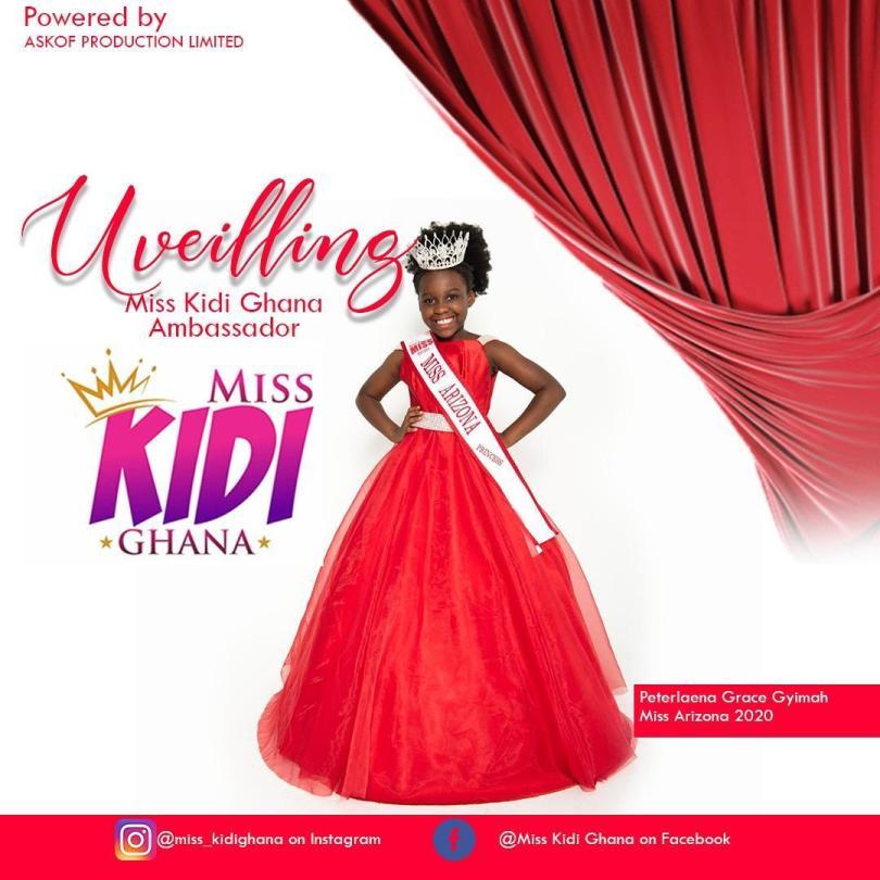 Auditions for Miss Kidi Ghana opens