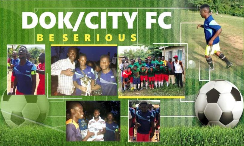 Dok FC of Dokorochiwa appeals for support