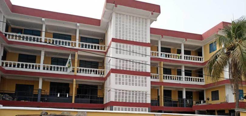 Veep commended for renovating Islamic Research Centre at Nima