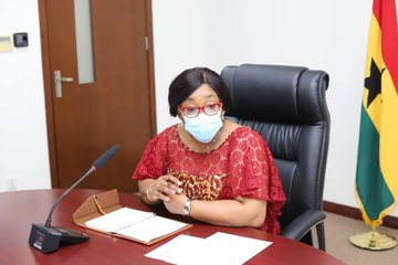 Foreign Minister launches International Conference on West African Food Security