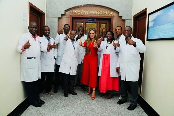 Merck Foundation, African First Ladies Mark 'World Health Day' 2021