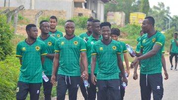 Asante Kotoko announce team to face Bechem United