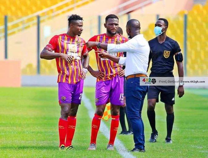 Coach Samuel Boadu names squad for AshantiGold game
