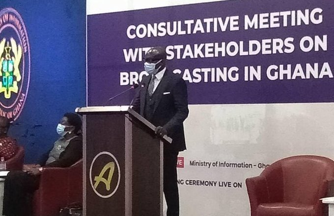 There is an urgent need to regulate the media-Yeboah Dame
