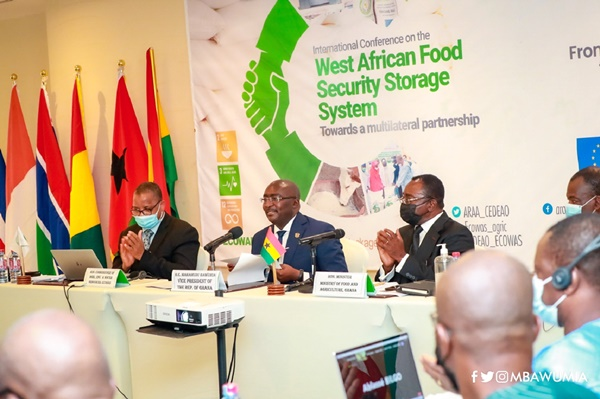 Regional Food Security Key To ECOWAS Peace, Development – VP Bawumia