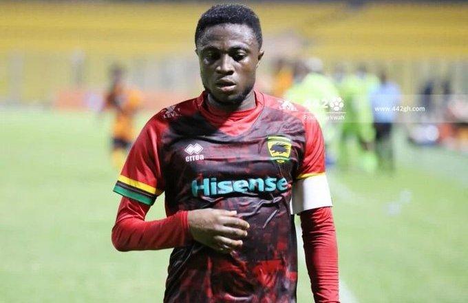 Kotoko offers contract extension to Emmanuel Gyamfi