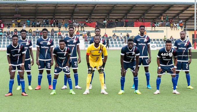 Liberty Professionals to admit 500 spectators against Kotoko on Sunday