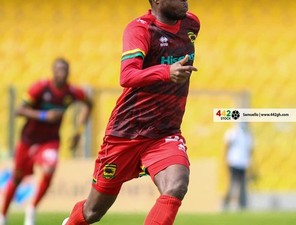 Emmanuel Gyamfi scores twice to power Kotoko to victory