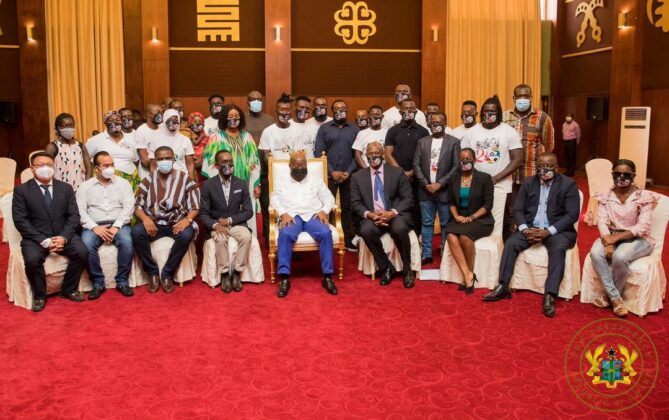 "Govt will support ""May 9 Foundation"" – Akufo-Addo assures Herbert Mensah"