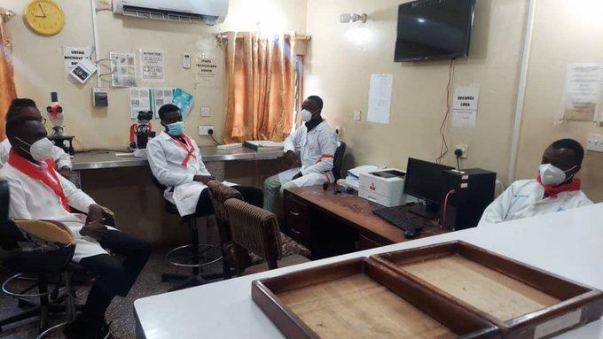 Laboratory Scientists call off strike