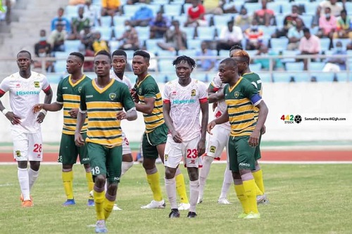 Cagey Ebusua Dwarfs test Asante Kotoko in Obuasi
