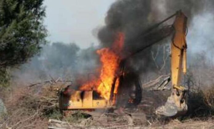 Galamsey fight: Burning of excavators backed by law – Amoako Baah