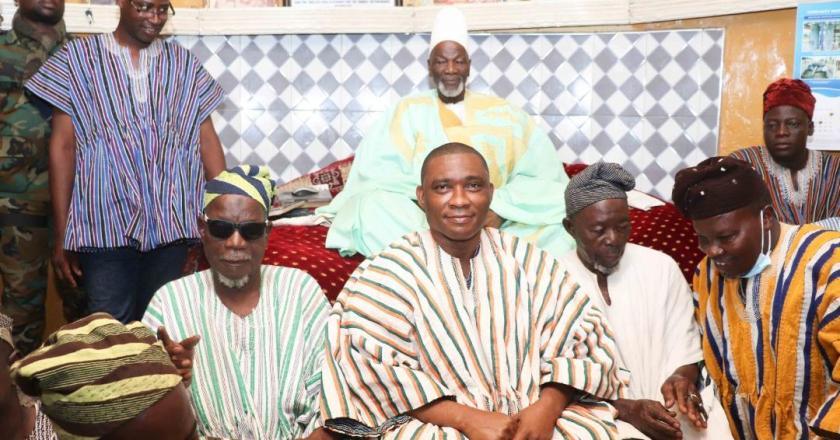 Ya-Na supports Green Ghana Project