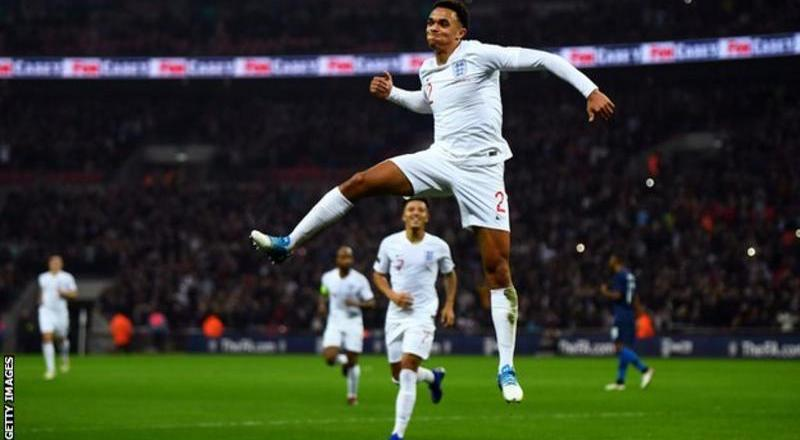 Euro 2020: Trent Alexander-Arnold named in England's 26-man squad