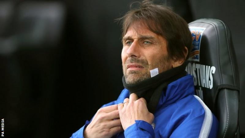 Antonio Conte: Tottenham call off talks with Italian over becoming their manager