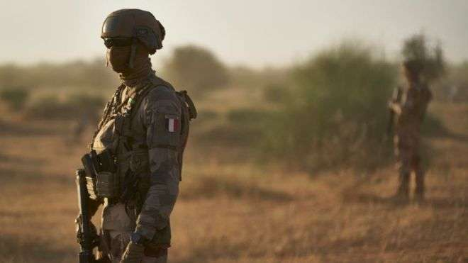 Five police officers killed by suspected terrorists in Burkina Faso