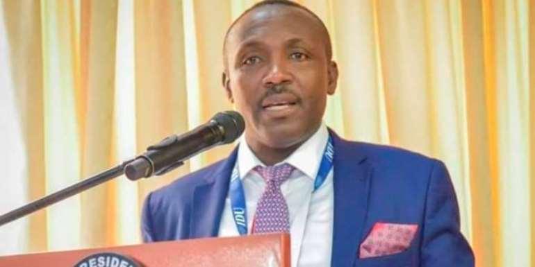 John Boadu run to CID over galamsey accusations