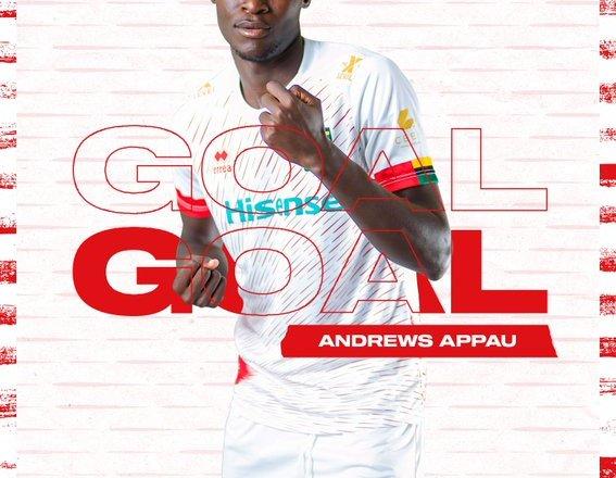 Adomako, Appau scores as Kotoko beat Inter Allies to boost title winning dreams