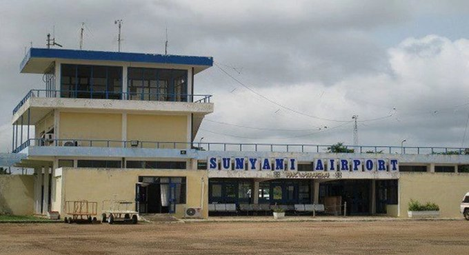 Ongoing work at Sunyani airport stops as contractor cries over debt