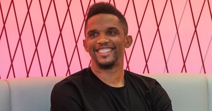 Samuel Eto'o: Football's power to unite and influence positive change has never been greater