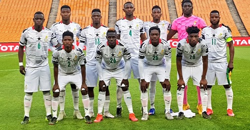 AFCON 2021: Ghana Black Stars handed tricky group