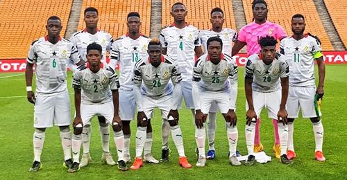 Ghana Coach CK Akonnor names team to face Morocco