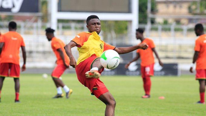Asante Kotoko skipper Emmanuel Gyamfi banned for misconduct