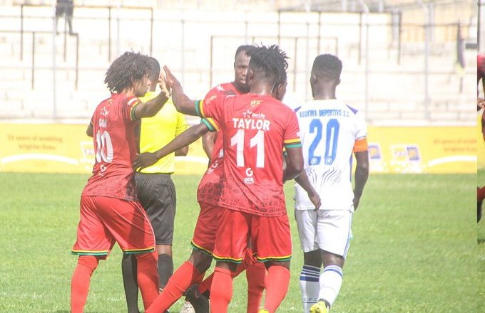 GPL runners up Asante Kotoko to receive GHc150,000
