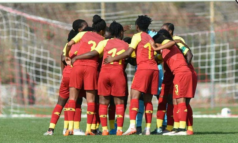 38 Ghana Black Queens players receives calls ups