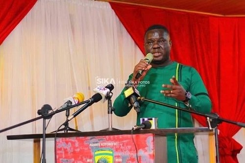 There is a clear division in Kotoko – Former Communications Director