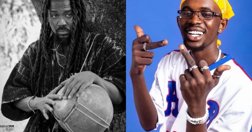 """""""I Pray For More Life In Your Musical Journey""""-Samini Praises Black Sherif"""