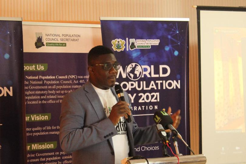 National dialogue needed to operationalise reproductive health issues-NPC