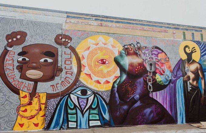 Chale Wote street art festival goes virtual
