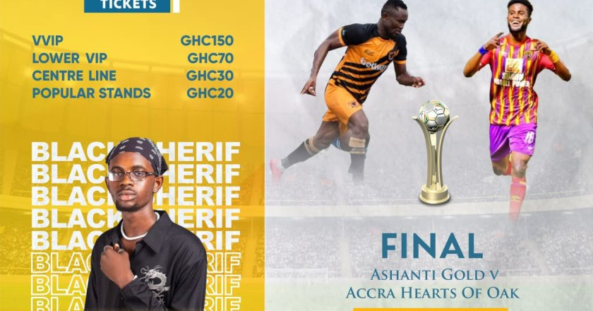 Ticket prices for MTN FA Cup final announced