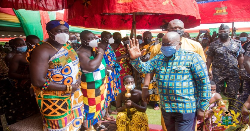 'I have chosen the path of truth'-President Akufo-Addo