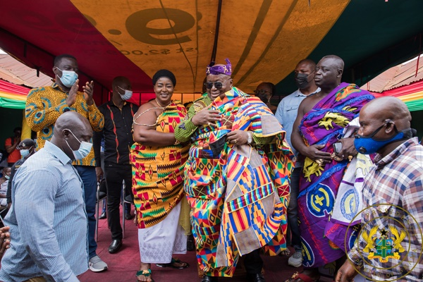 """""""Fixing Ghana Is A Collective Responsibility"""" – Chief Of Chiraa To Ghanaians"""