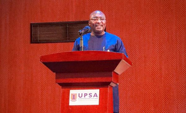 VP Bawumia Shares Defining First-term Legacies Of President Akufo-Addo's Government With ICU