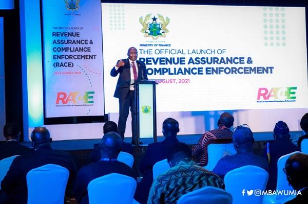 VP Bawumia Launches RACE Initiative To Increase Domestic Revenue Mobilization