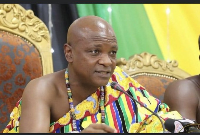 Hearts of Oak: Togbe Afede XIV reveals Pobiman Project will be completed in October