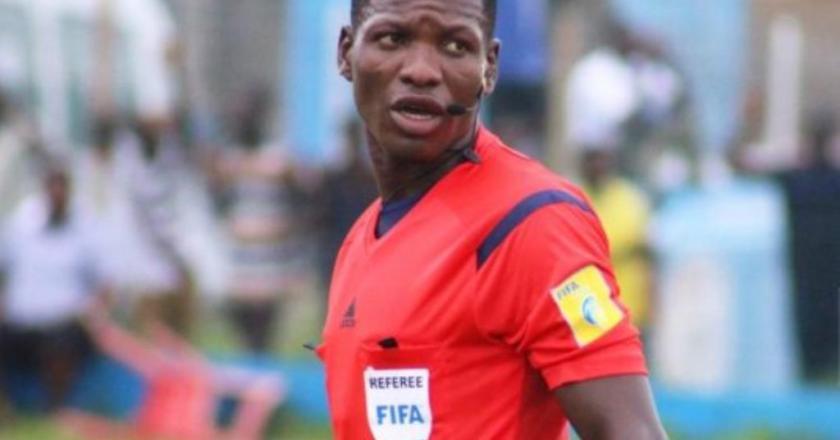 Referee Daniel Laryea to handle Hearts, Ashgold FA Cup Final game