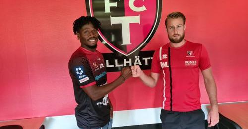 Former Asante Kotoko star Fatawu Safiu joins FC Trollhättan in Sweden